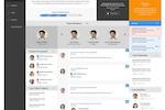 DEEP Intranet Software screenshot: DEEP team collaboration spaces