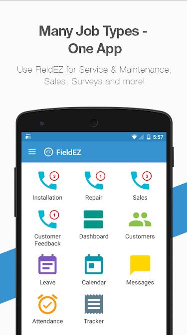 FieldEZ Software - 1
