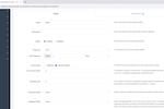 RevCent screenshot: RevCent set subscription profiles