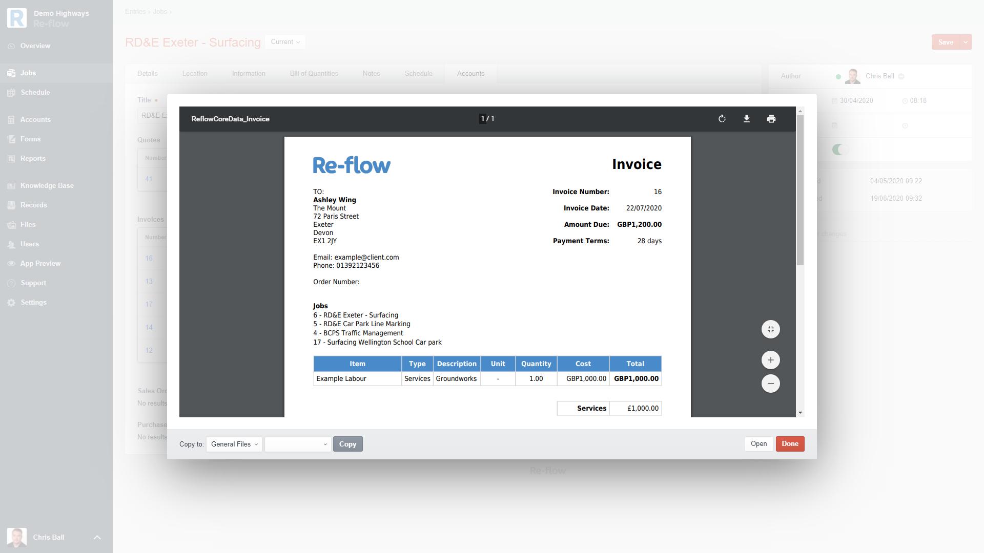 Re-flow Software - 6