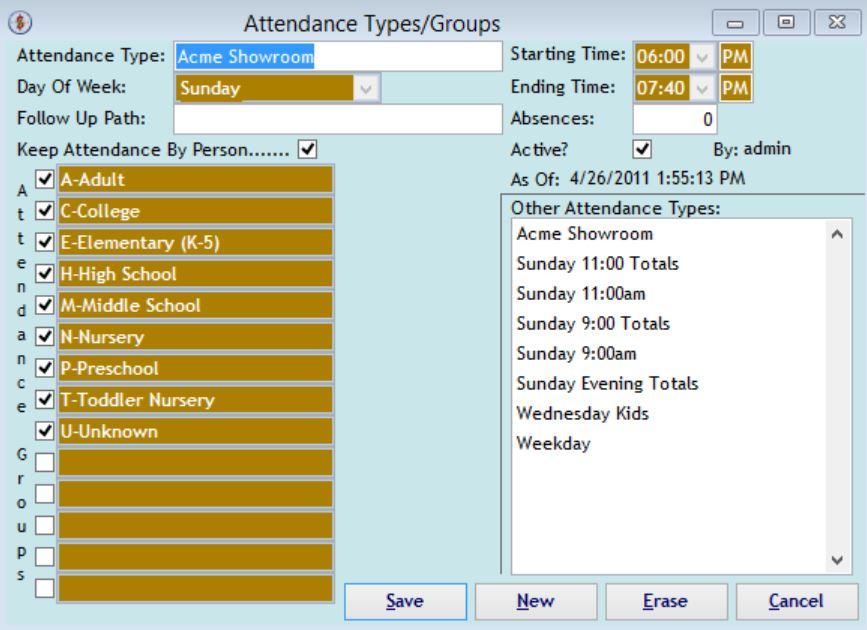 SeekerWorks track attendance