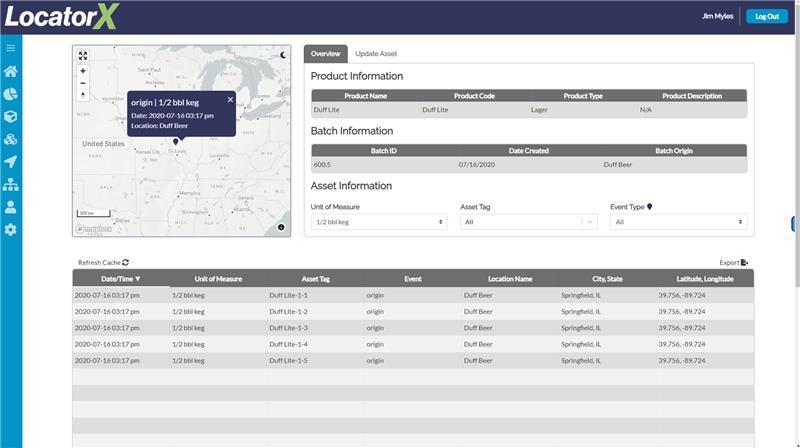 LocatorX Overview