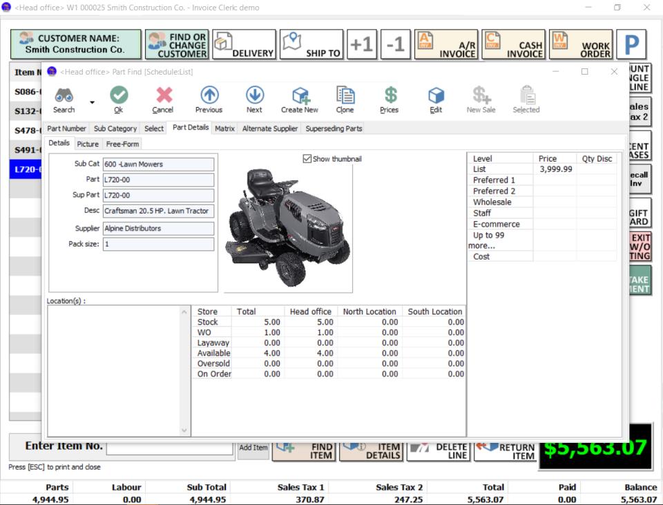 Windward System Five Software - 3