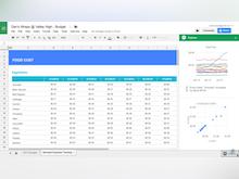 Google Sheets Software - 5