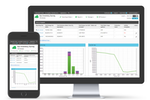 Benchmark ESG | Gensuite screenshot: Identify conservation opportunities via Treasure Hunts and Energy Audits; estimate cost & resource savings in-the-field using a mobile software application. Baseline and track sustainability footprint; identify trends in consumption, costs, emissions.
