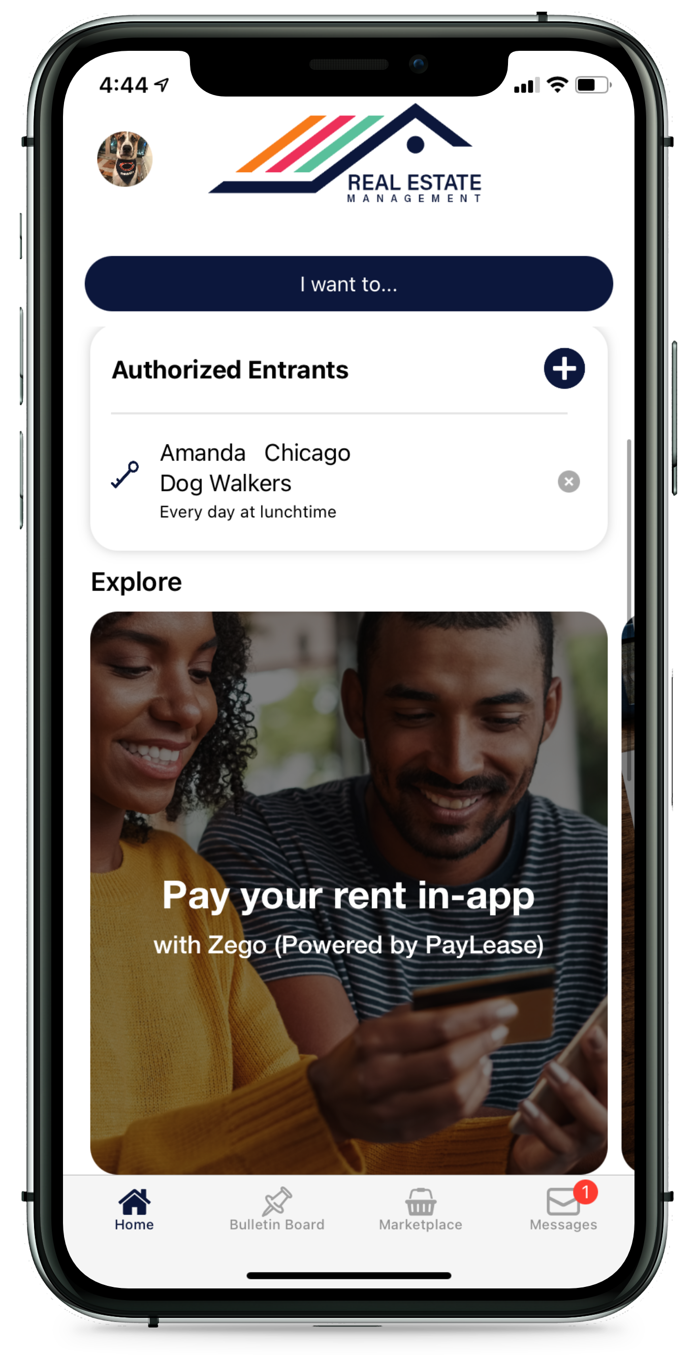 Zego Software - With Zego Mobile Doorman, benefit from a fully customized app that reflects the unique branding of your property or special needs of a full portfolio