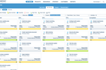 Onepoint PROJECTS screenshot: Kanban board for your project activities