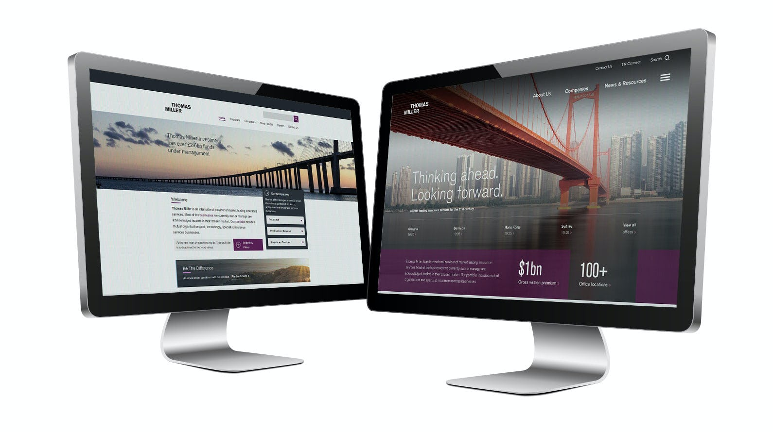 Sitecore Experience Platform with Pancentric Software - Digital estate replatforming