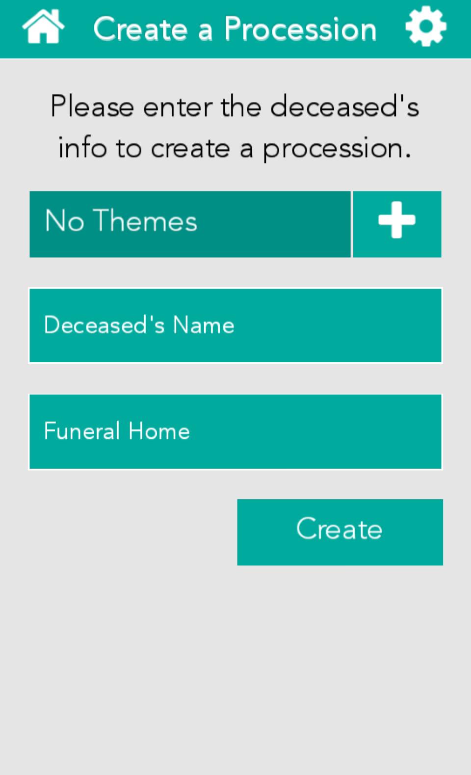 Funeral Nav Software - 4