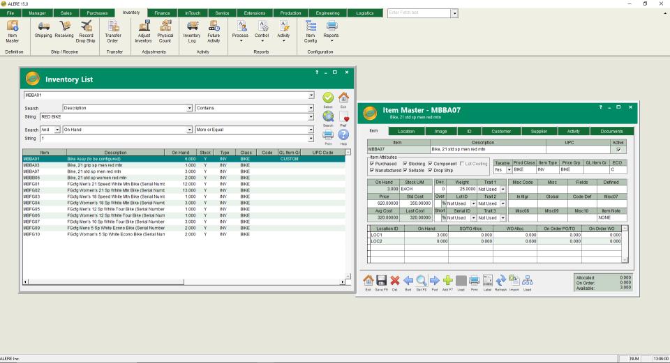 ALERE Software - 2