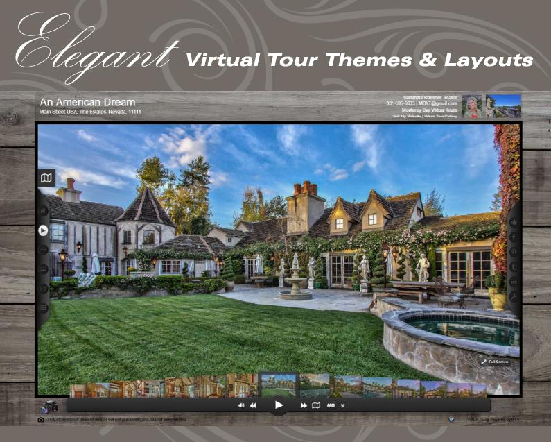Fusion single property webpage