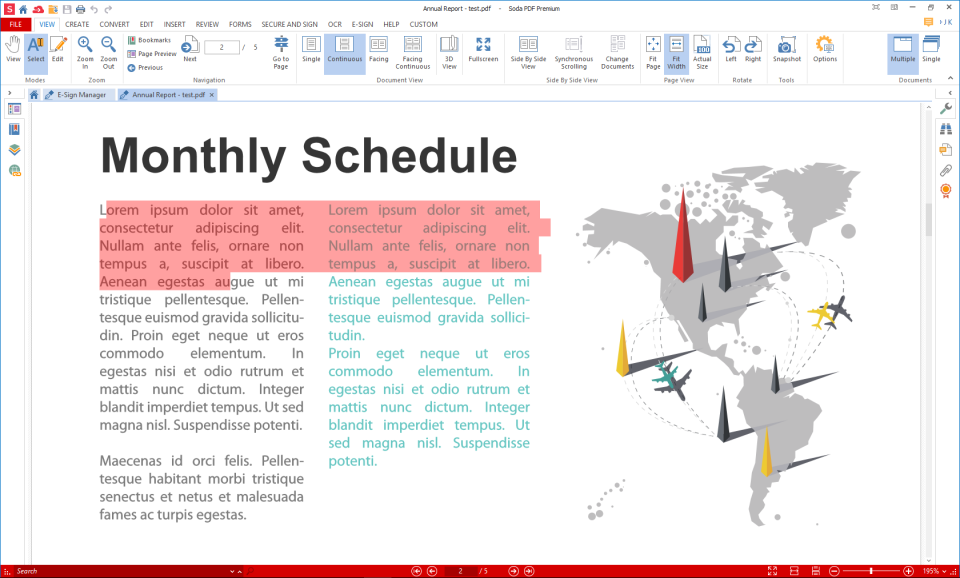 Soda PDF Software - 1