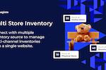 Schermopname van Bagisto: bagisto Multi Store Inventory