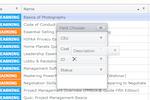 ShareKnowledge screenshot: ShareKnowledge course creation screenshot