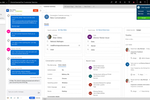 Dynamics 365 Screenshot: Microsoft Dynamics 365 omnichannel customer service