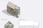 SketchUp screenshot: Customizing 2D documents is a cinch in LayOut.