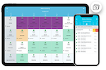ClubWise screenshot: Booking and Scheduling