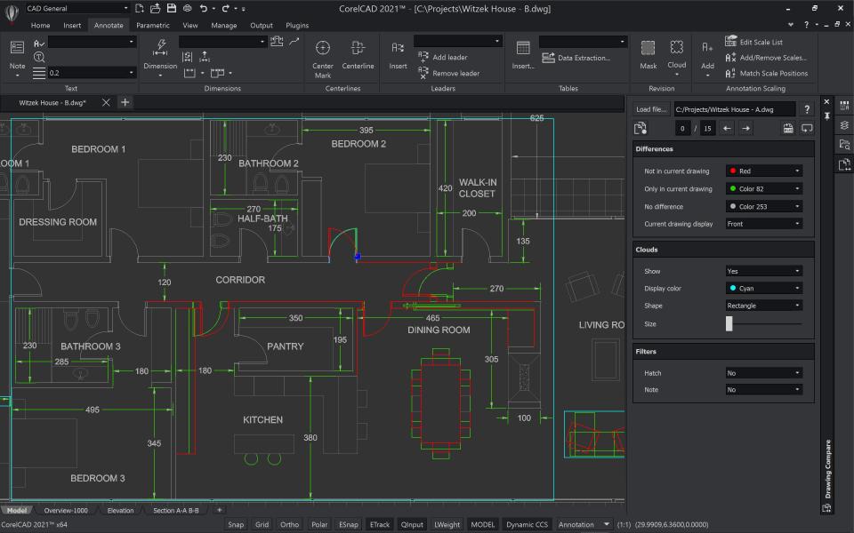 CorelCAD Software - 3