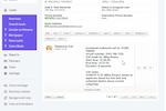 FLG screenshot: FLG call notes and recordings