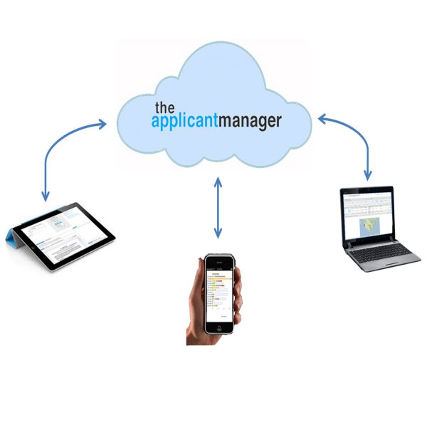 The Applicant Manager Software - 4