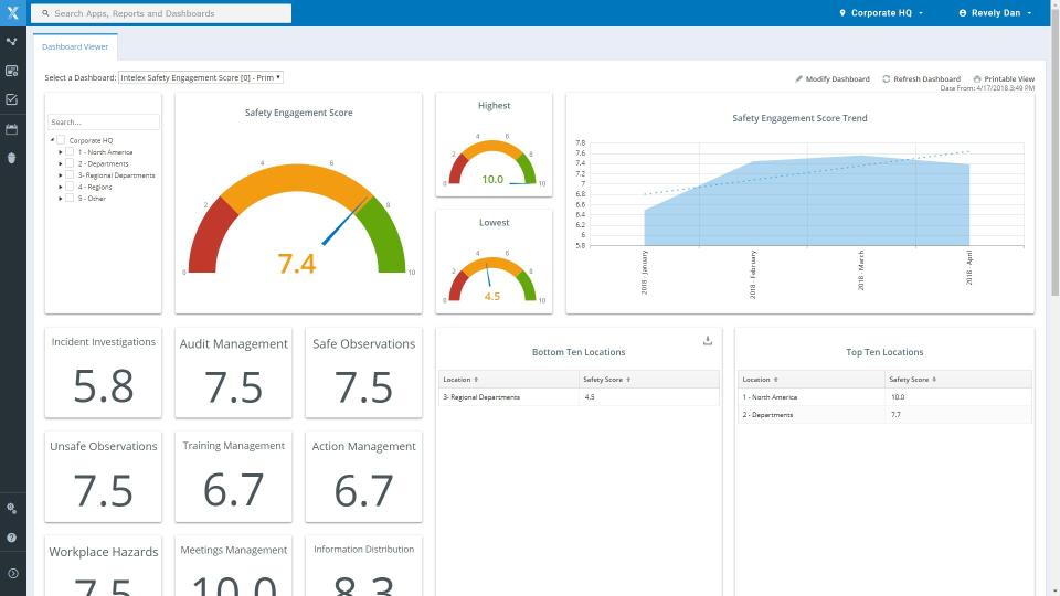 Safety Management Software Software - 5