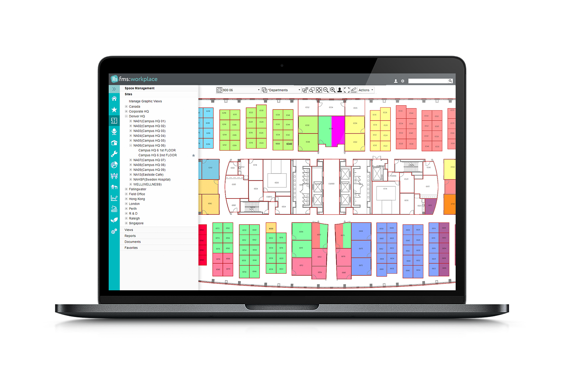 Floorplan Viewer
