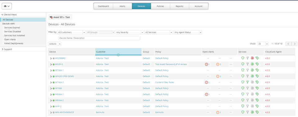 Avast Business CloudCare Software - 2