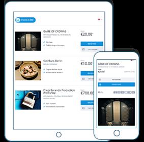 bookingkit Software - 4