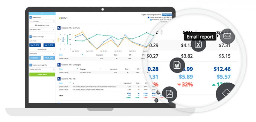 TapClicks Software - Reporting