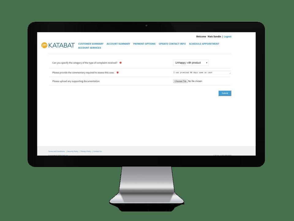 Katabat Software - Complaints