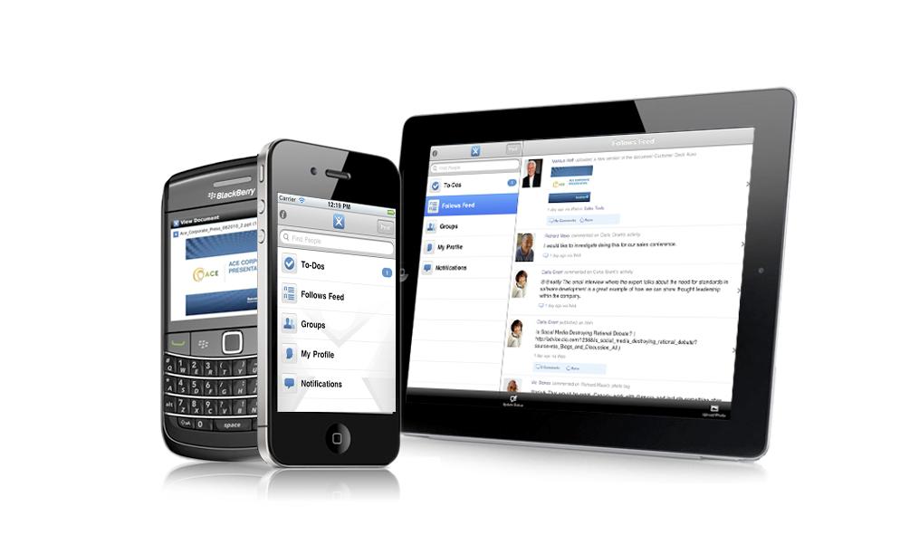 SAP SuccessFactors HCM Suite Software - SuccessFactors mobile accessibility