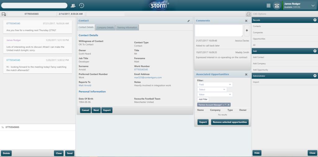 storm Software - Desktop Task Assistant