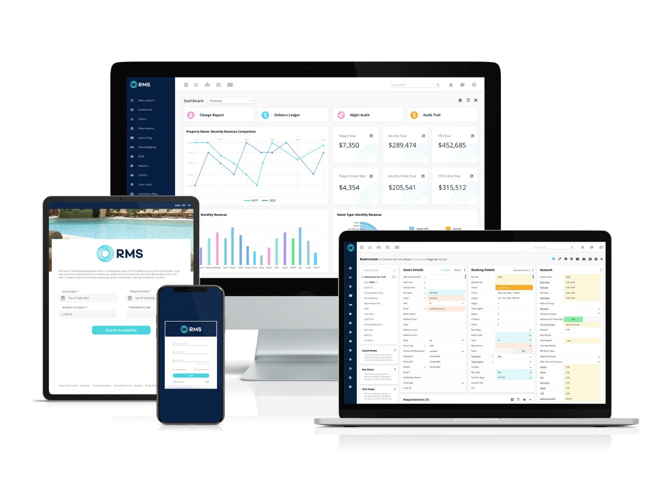 RMS Cloud Software - 1