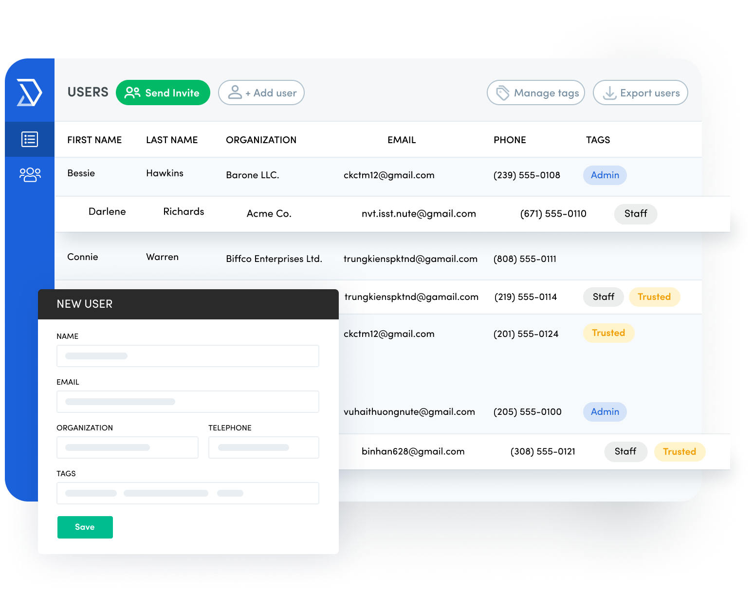 Skedda Software - Easily make decisions regarding how users can book space at your organization with Skedda's user management capabilities.