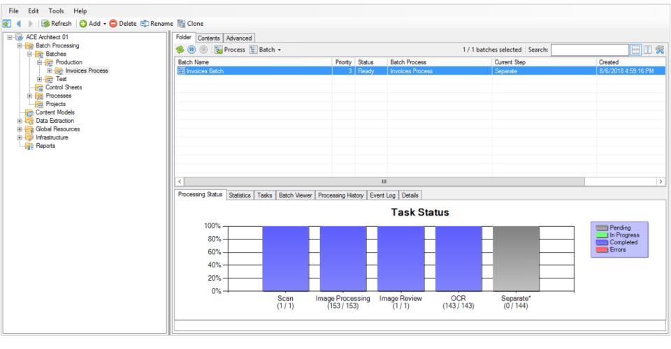 Grooper Software - Grooper Batch Processing