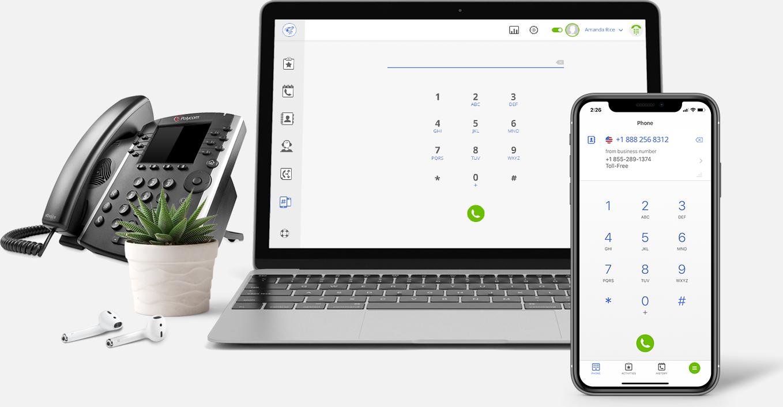 MightyCall virtual phone system