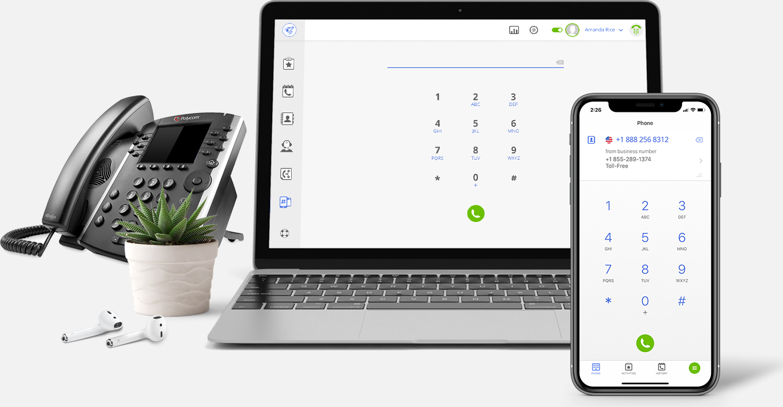 MightyCall Software - MightyCall virtual phone system