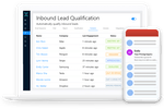 Exceed.ai screenshot: Scale your lead engagement with timely, persistent follow-up to leads from every lead source