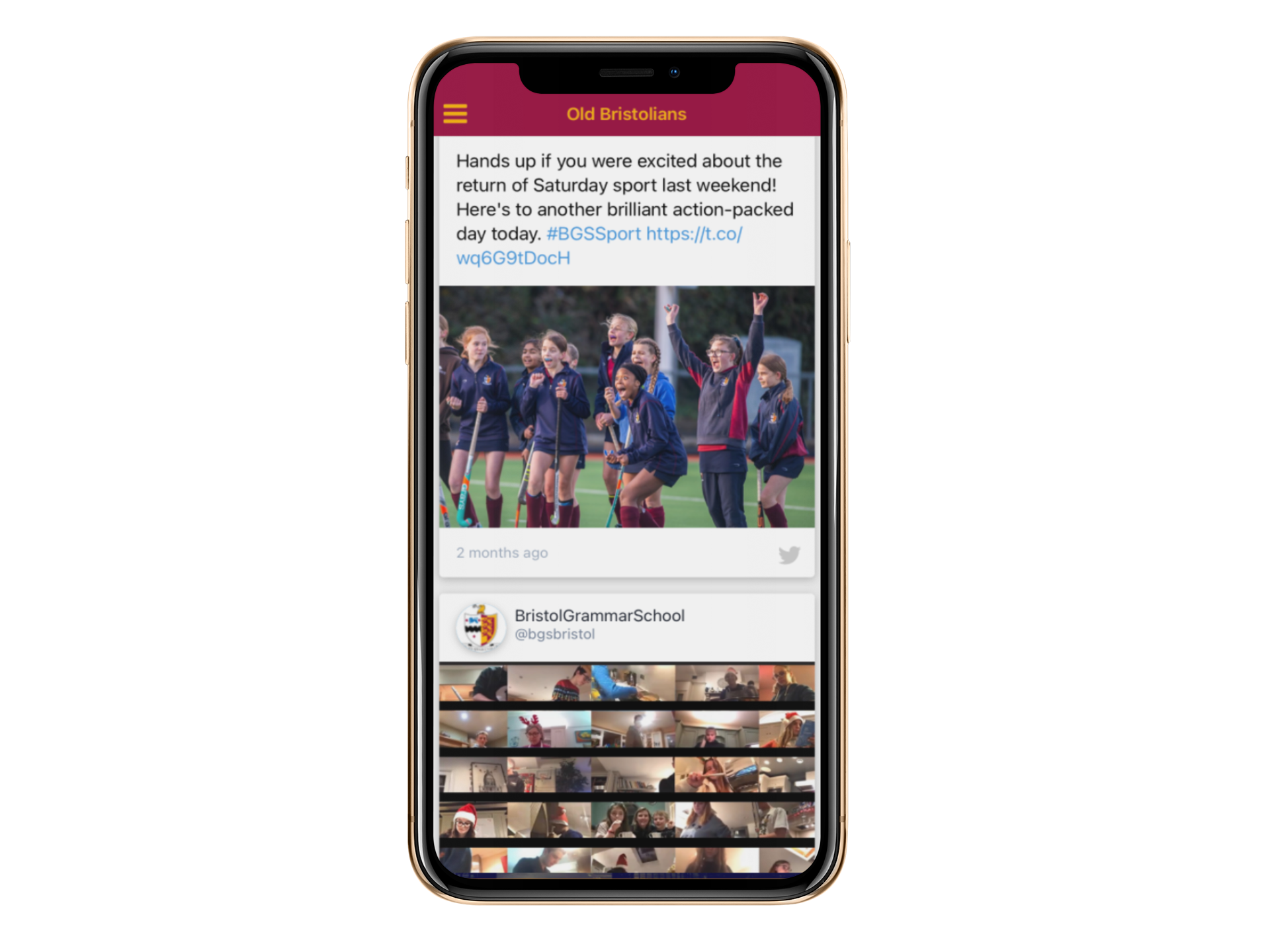 Now users don't need to have social media accounts to see your best content