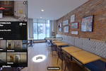 Threshold 360 screenshot: Publish interactive, 360° virtual tour and location information through a Threshold Share Page link. - Available with the Threshold Platform.