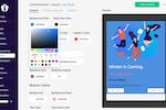 UserGuiding screenshot: UserGuiding guide customization