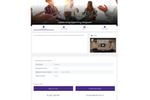 CoachVantage screenshot: CoachVantage enables you to sell your coaching programs online, even if you don't have a website. Publish the program registration page link on your Facebook or LinkedIn pages, or email the link to prospects for them to sign up and pay.