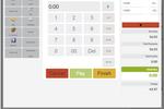 Cumulus Retail screenshot: Product calculator to calculate all items before purchase