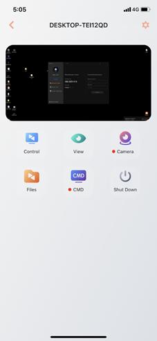 AweSun fo Mobile Device 1