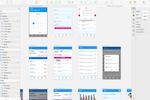 Indigo.Design screenshot: Indigo.Design sample application development