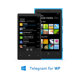 A native app is available for Windows phones