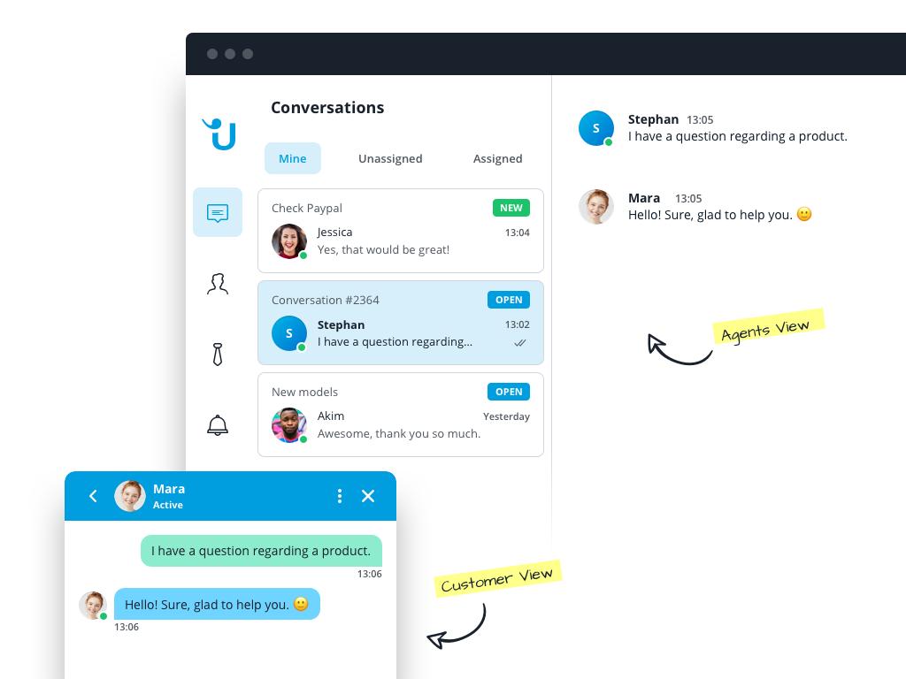 Userlike Software - Userlike Live Chat