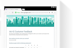 Google Workspace Software - Create custom forms for online surveys and questionnaires