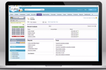 RingCentral Office screenshot: With RingCentral for Salesforce, users can instantly view caller records, and more