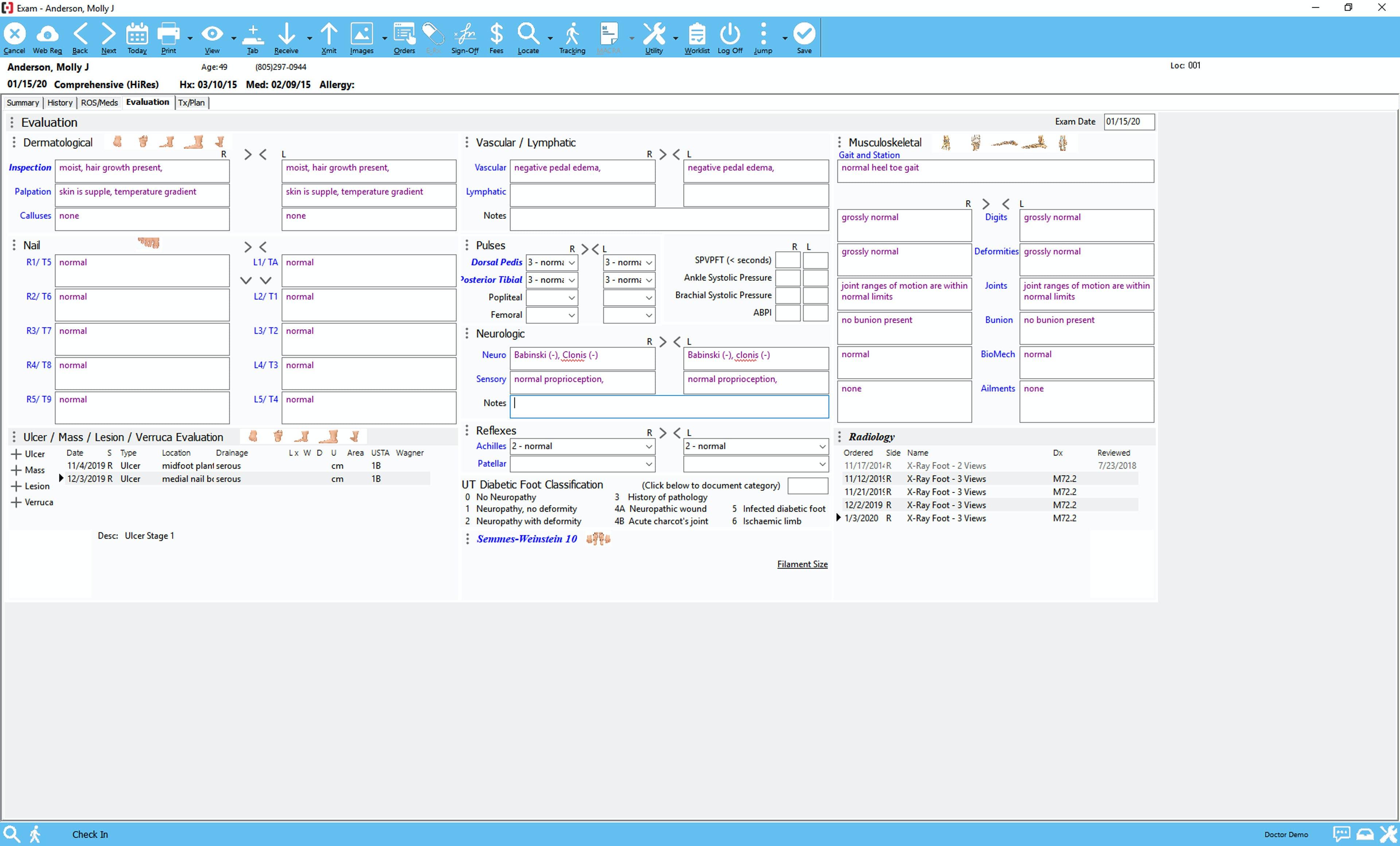 Compulink Healthcare Solutions Software - Podiatry